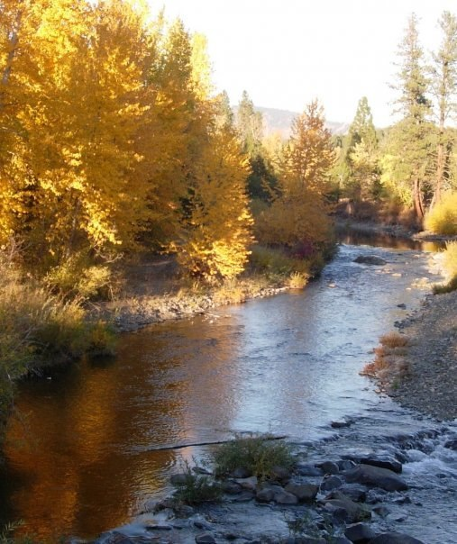 The Teanaway in Autumn