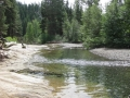 The Teanaway River